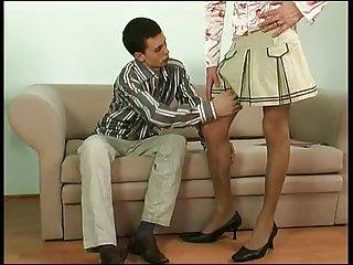 Homemade tube video porn amateur crossdresser ladies at the beginning