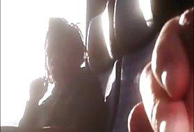 Reality hardcore porn videos black girls don't care, amateur interracial teen