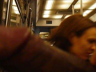 Lovely marilyn porn videos girl flashing in subway amateur mom fucking