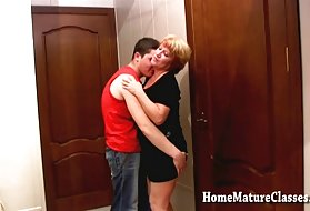 Gay hardcore oral porn video milf is too irresistible amateur home movies